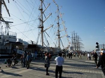 ハルのはじめての長崎帆船まつり2012.jpg